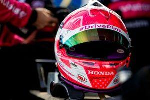 Helm: Jack Harvey, Meyer Shank Racing