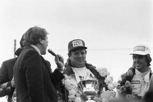 1. A.J. Foyt, Gilmore Racing, 2. Rick Mears, Penske Racing