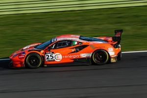 Daniele Di Amato, Axel Sartingen, Christian Kinch, RS Racing, Ferrari 488 GT3