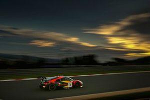 #31 Audi Sport Team WRT Audi R8 LMS GT3: Markus Winkelhock, Kelvin van der Linde, Dries Vanthoor