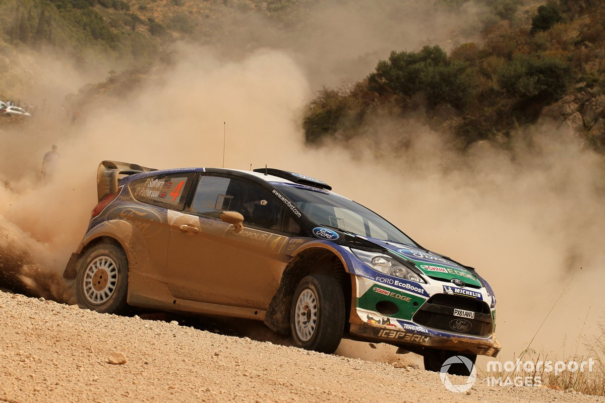 Petter Solberg, Chris Patterson, Ford Fiesta RS WRC