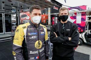 #5 JDC-Miller MotorSports Cadillac DPi, DPi: Loic Duval, Marcus Ericsson