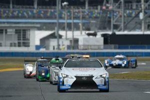 Lexus pace car
