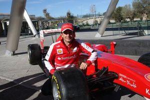 Pedro de la Rosa, Scuderia Ferrari test driver