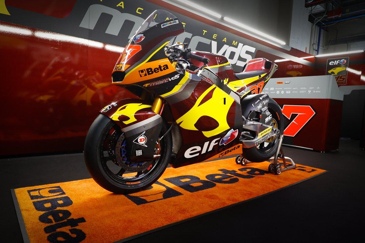 Bilke of Augusto Fernandez, Marc VDS Racing