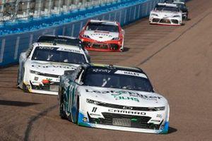 Justin Haley, Kaulig Racing, Chevrolet Camaro LeafFilter Gutter Protection, Jeb Burton, Kaulig Racing, Chevrolet Camaro
