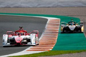 Sergio Sette Camara, Dragon Penske Autosport, Penske EV-4, Antonio Felix Da Costa, DS Techeetah, DS E-Tense FE20