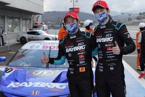 Naoki Yamamoto, Tadasuke Makino(#100 RAYBRIG NSX-GT)