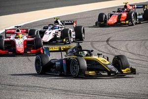 Guanyu Zhou, UNI-Virtuosi and Mick Schumacher, Prema Racing