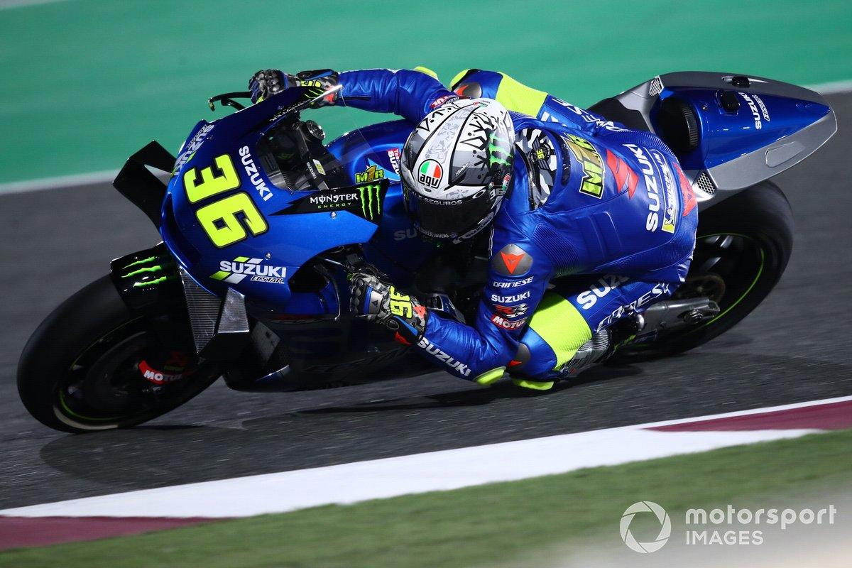 8º Joan Mir, Team Suzuki MotoGP - 1'54.515