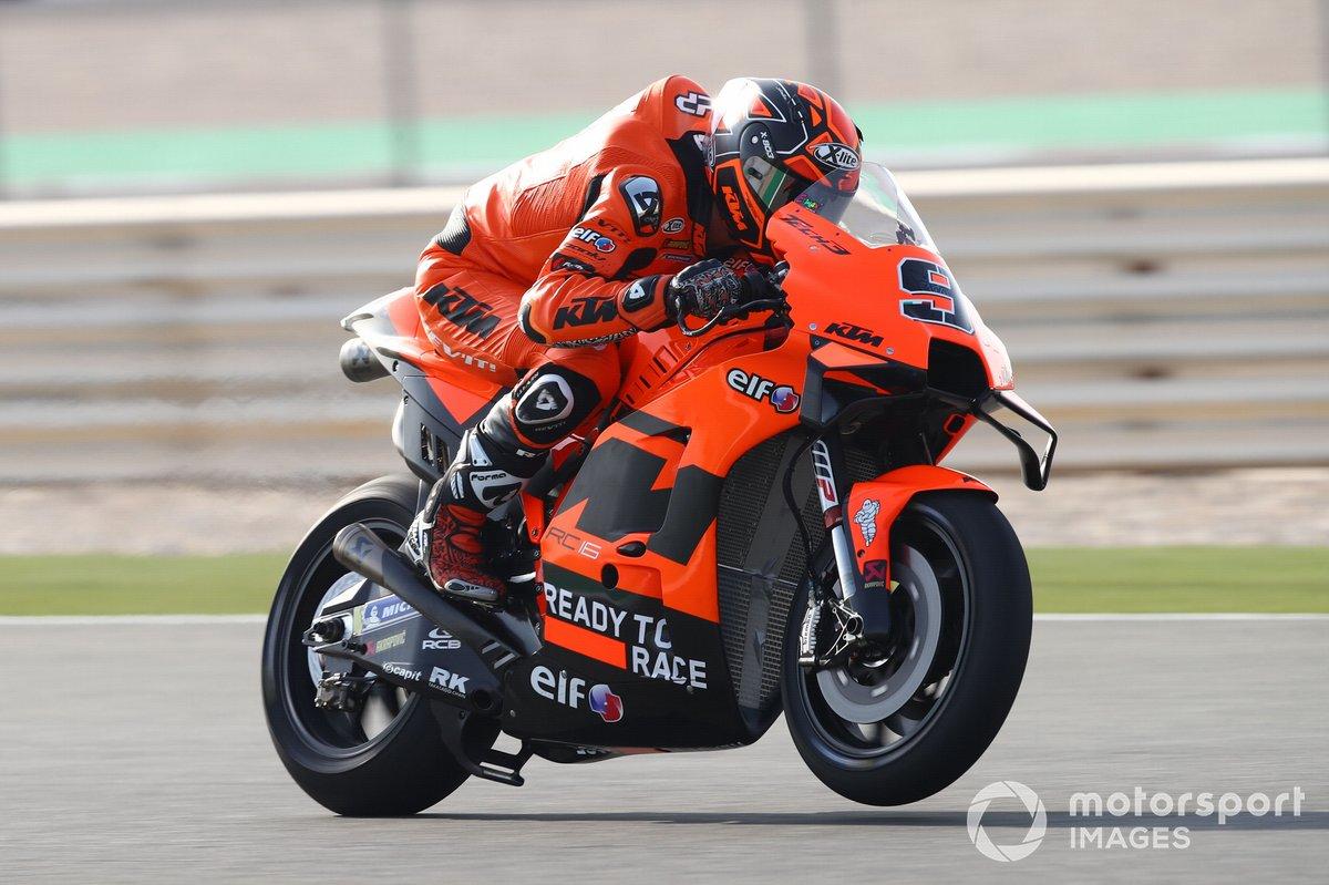 22º Danilo Petrucci, KTM Tech3 - 1'55.795