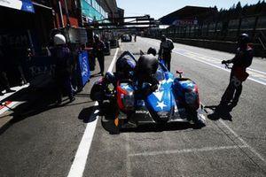 #70 Realteam Racing Oreca 07 - Gibson : Esteban Garcia, Loic Duval, Norman Nato