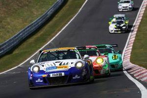 #69 Porsche 991 GT3 Cup MR: Robin Chrzanowski, Kersten Jodexnis