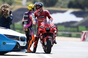 Francesco Bagnaia, Ducati Team, Andrea Migno
