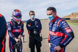 Norbert Michelisz, Hyundai Motorsport, Hyundai Veloster N ETCR, Luca Engstler, Engstler Hyundai N Racing Team, Hyundai i30 N TCR