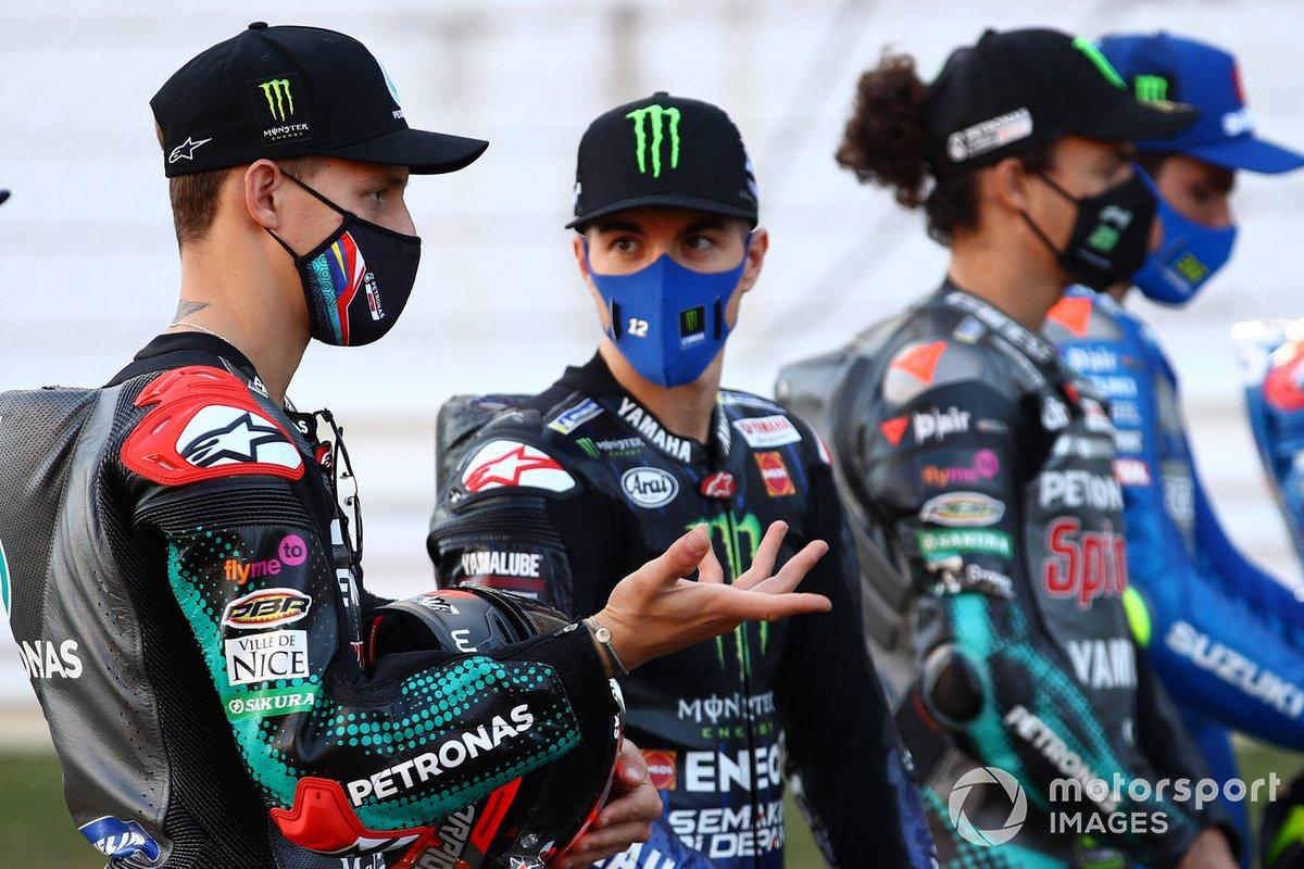 Fabio Quartararo, Petronas Yamaha SRT, Maverick Viñales, Yamaha Factory Racing