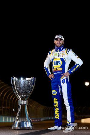 NASCAR Cup-Champion 2020: Chase Elliott, Hendrick Motorsports