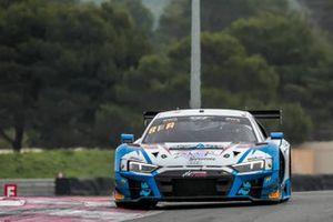 #26 Sainteloc Racing Audi R8 LMS GT3: Christophe Hamon, Michaël Blanchemain, Fabien Michal