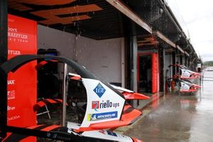 Garage d'Audi Sport ABT Schaeffler Formula E Team