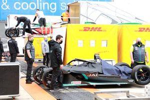 Jaguar Racing team