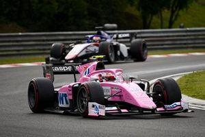 Giuliano Alesi, HWA Racelab and Louis Deletraz, Charouz Racing System