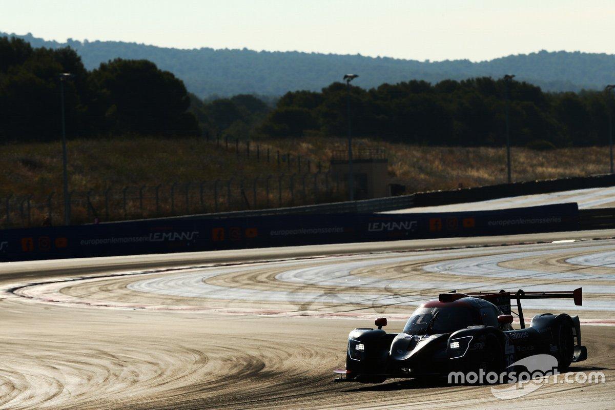 #16 BHK Motorsport Ligier JS P320 - Nissan: Lorenzo Veglia, Francesco La Mazza