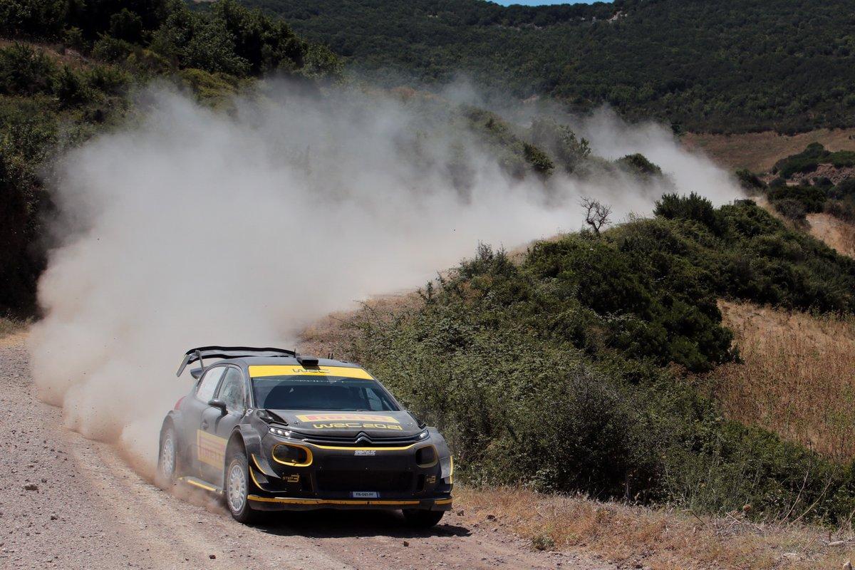 Andreas Mikkelsen, Anders Jäger, Citroen C3 WRC