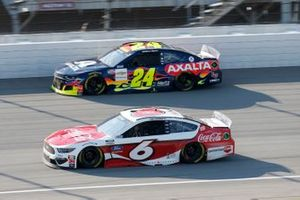 Ryan Newman, Roush Fenway Racing, Ford Mustang Coca-Cola William Byron, Hendrick Motorsports, Chevrolet Camaro Axalta