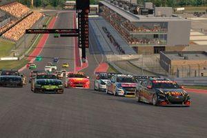 Anton De Pasquale, Erebus Motorsport leads