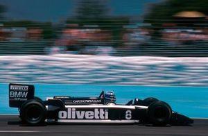Derek Warwick, Brabham BT55