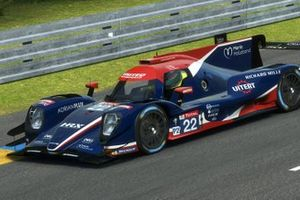 #22 United Autosports Oreca 07 LMP2: Filipe Albuquerque, Alex Brundle, Job Van Uitert, Tom Gamble