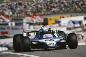 Дидье Пирони, Ligier JS11/15 Ford