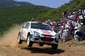 Colin McRae, Luis Moya, Ford Focus WRC