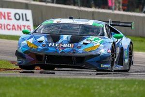 #44 GRT Magnus Racing Lamborghini Huracan GT3: John Potter, Andy Lally