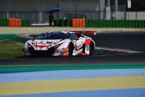 Riccardo Cazzaniga, Lorenzo Marcucci, LP Racing, LAMBORGHINI HURACAN GT3