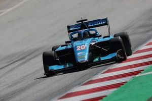 Calan Williams, Jenzer Motorsport