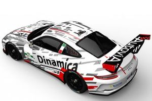 Livrea 2020 del team AB Racing