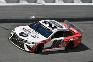 Erik Jones, Joe Gibbs Racing, Toyota Camry Toyota TrueStart