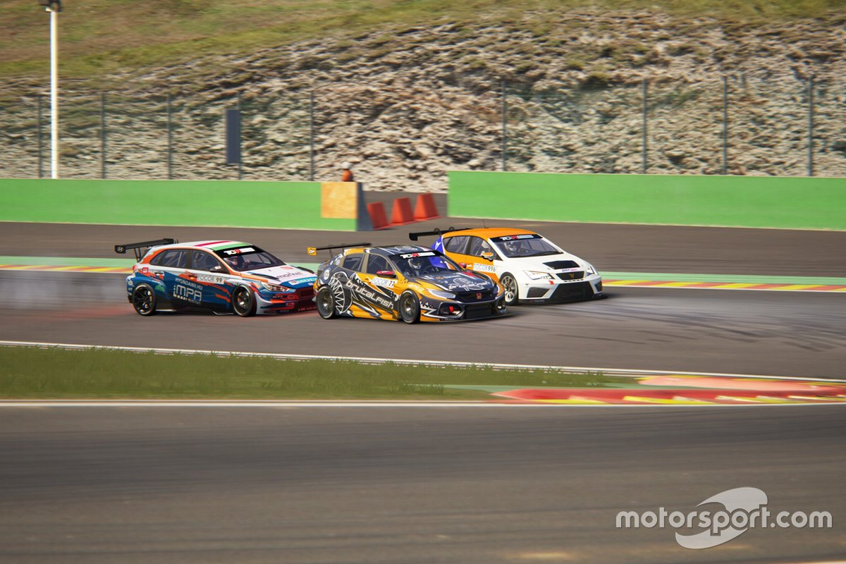 Andrej Studenic, Brutal Fish Racing Team, Honda Civic Type R TCR, Mikel Azcona, PCR Sport, Cupra TCR, Daniel Nagy, BRC Racing Team, Hyundai i30 N TCR