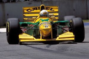 Riccardo Patrese, Benetton B193B Ford