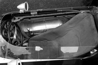 The Cooper T60 Cockpit of Bruce McLaren