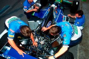 Michael Schumacher Benetton B194 Ford