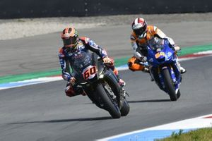 Michael van Der Mark, Pata Yamaha, Bo Bendsneyder, NTS RW Racing GP