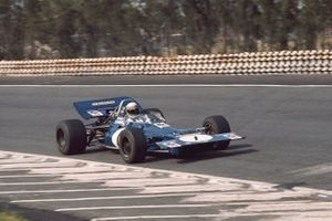 Jackie Stewart, Tyrrell 001 Ford
