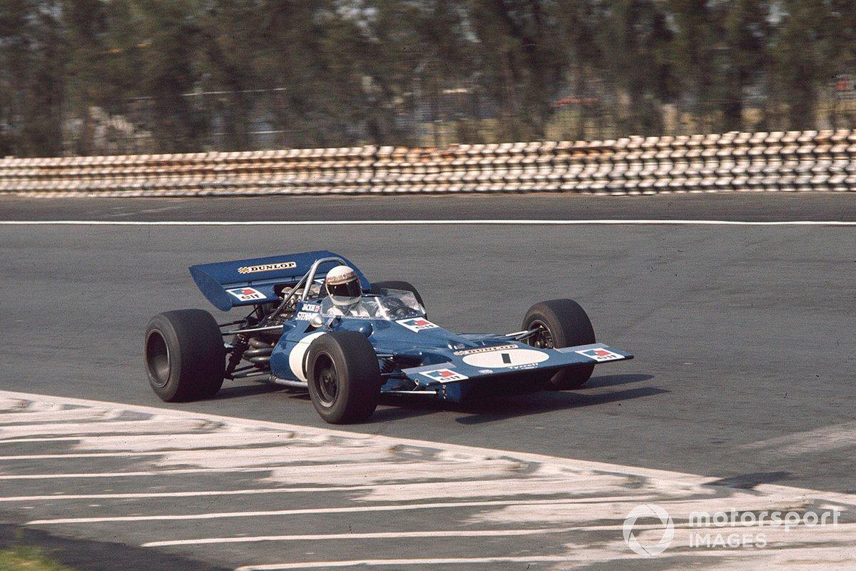 9.- Jackie Stewart, 9,183 kms