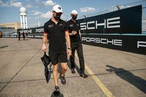 Andre Lotterer, Porsche, in pista