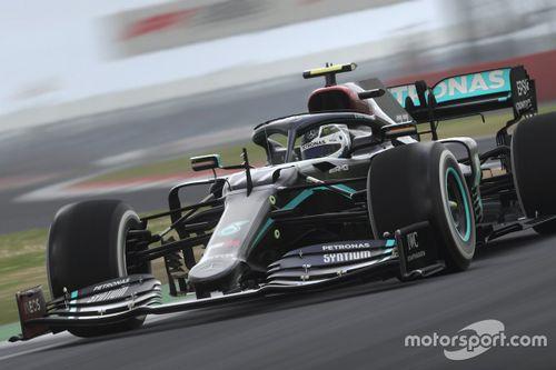 Mercedes krijgt zwarte livery in F1 2020
