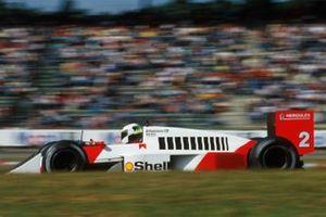 Stefan Johansson, McLaren MP4/3