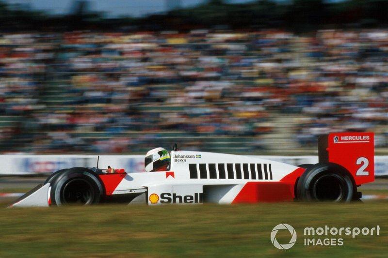 マクラーレンMP4/3(1987年ドイツGP)