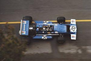 Johnny Servoz-Gavin, Tyrrell, March 701